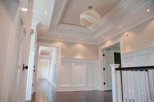 Demarest Custom Home traditional-hall