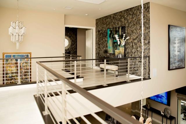Desert modern trendy gang las vegas af interiors by cary vogel - Trendy gang ...