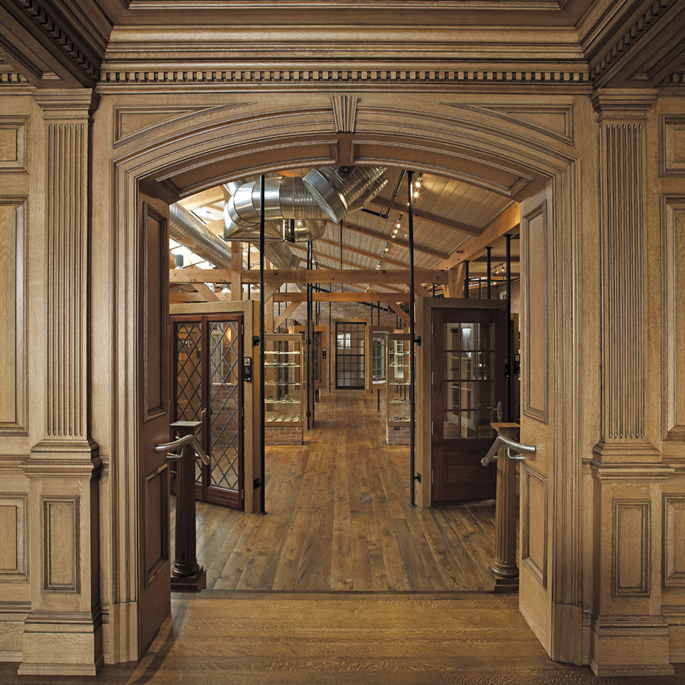Design Center Greenwich CT - Traditional - Hall - New York ...