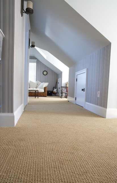 Dormers for Wall to wall carpet colors