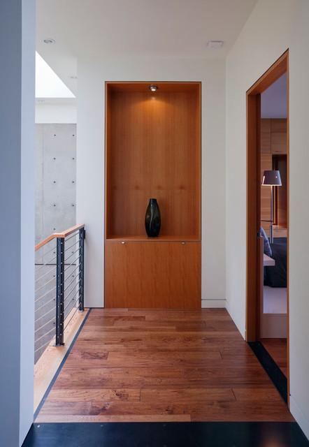 Dorsey Residence contemporary-hall