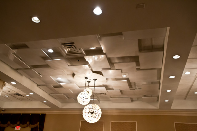 Drop Ceiling Decoration - Contemporary - Hall - Chicago - by ...