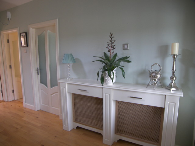 Dundrum house makeover traditional-hall