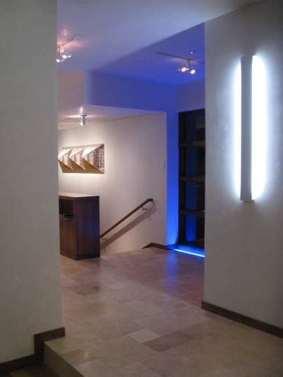 Dynamic Lighting - Modern - Hall - denver - by 186 Lighting Design Group - Gregg Mackell