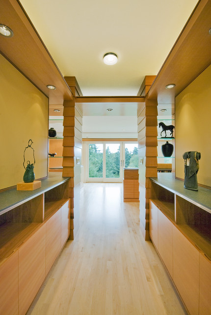 Englewood Residence contemporary-hall
