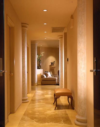 Entry Hallway modern-hall