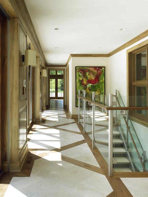 Benvenuti and Stein contemporary-hall