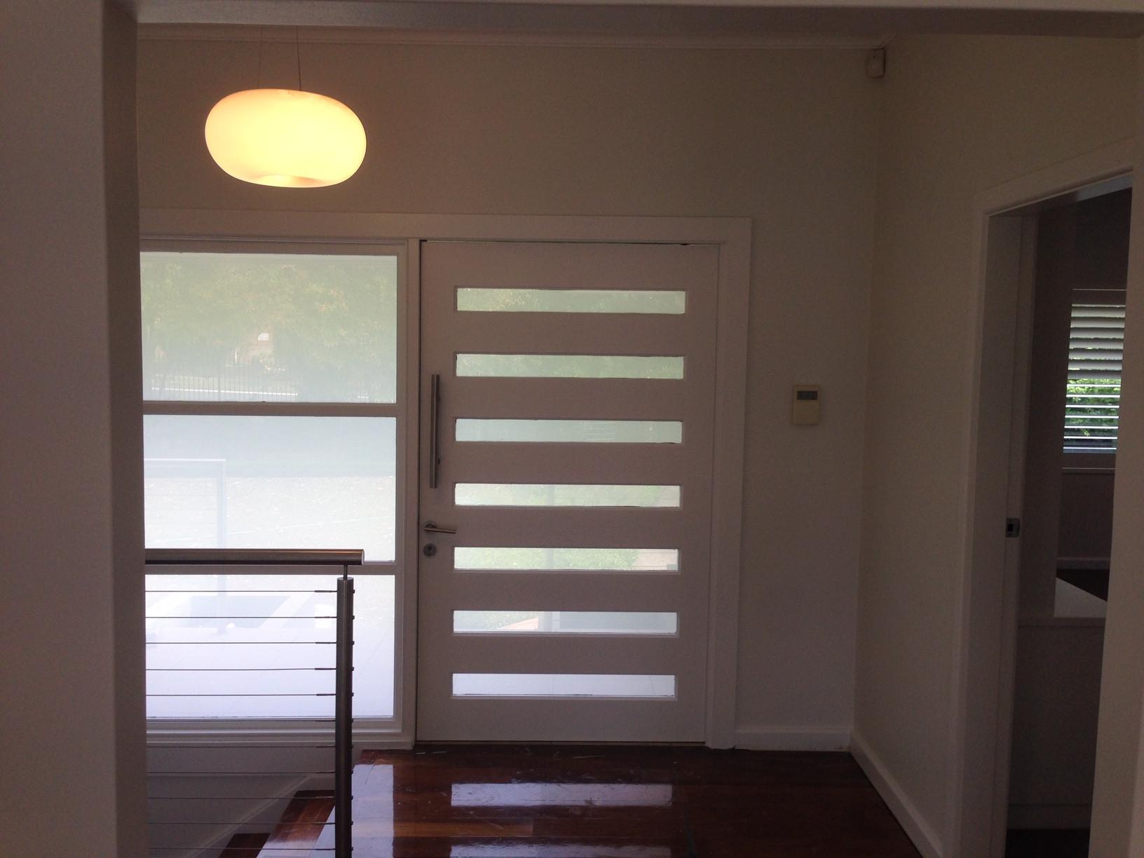 Exterior/Interior Wahroonga home