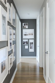 FALSE CREEK CONDO - Transitional - Hall - Vancouver - by SHIFT Interiors