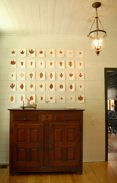 Historic House traditional hall