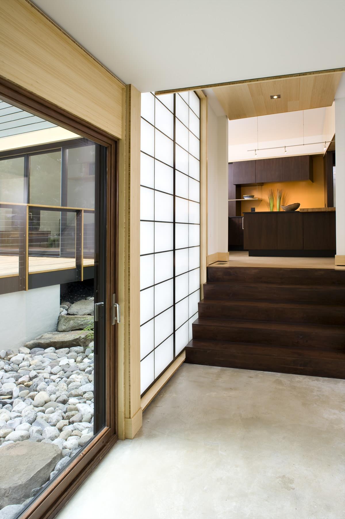 Japanese Sliding Door Houzz
