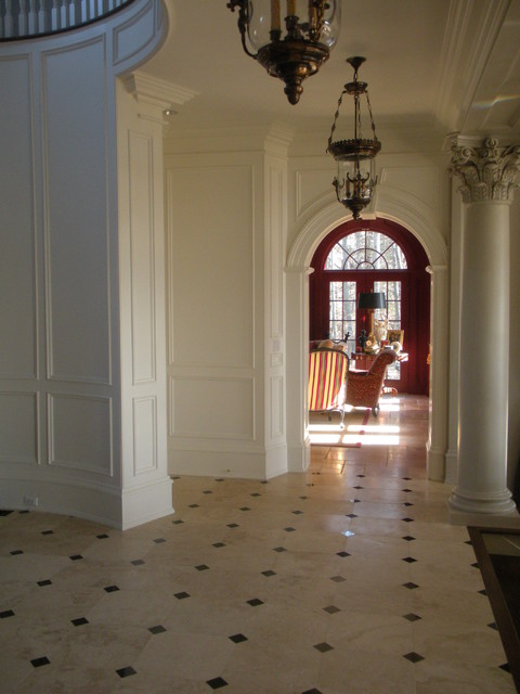 Foyer traditional hall