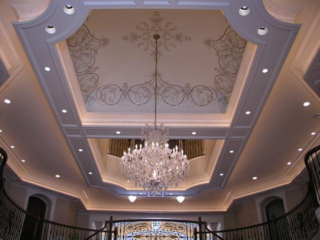 Foyer Ceiling Questions : Foyer ceiling