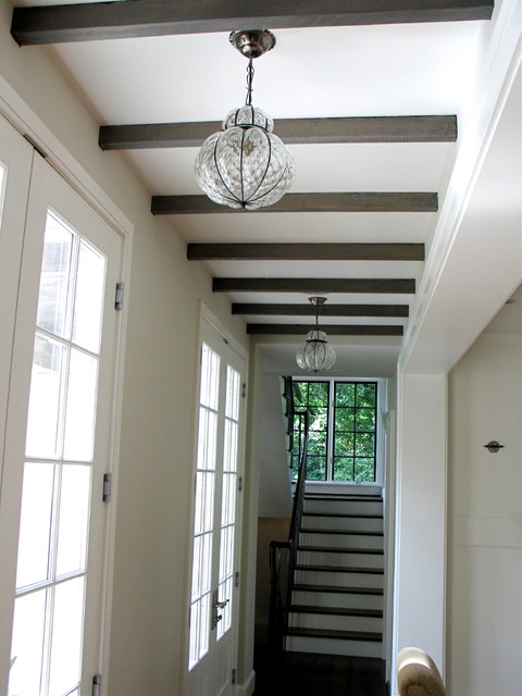 Foyer/Hallway Lighting - Traditional - Hall - chicago - by Tower Lighting