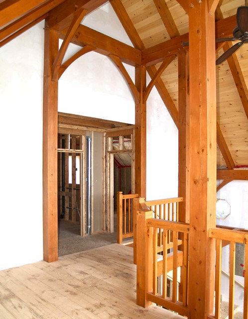 Froats Family Cottage traditional-hall