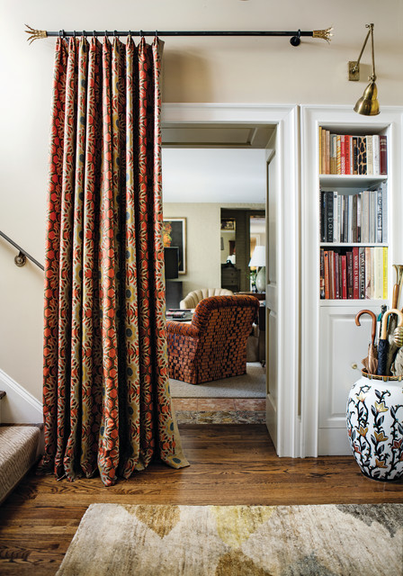 Good Book to Know: In With the Old: Classic Decor from A to Z traditional-hall