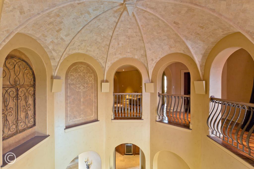 Grand Manor Court Modern Mediterranean