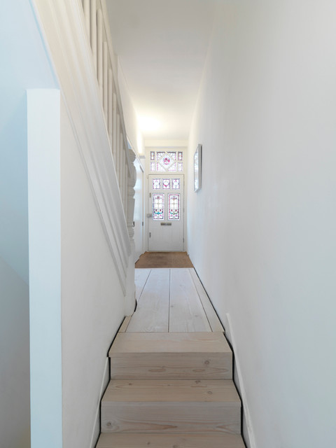 Parkholme Road, London E8 - Victorian - Hall - london - by Macdonald Wright Architects