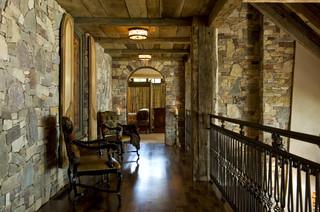 Hall Rustic Hall Minneapolis By Gabberts Design Studio