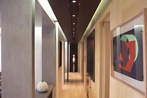Casabook immobiliare 9 idee per decorare un corridoio stretto - Pittura corridoio moderno ...