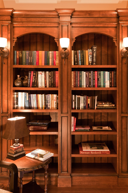 Por Hallway Bookshelf Traditional Hall Vancouver By Old World Qi86