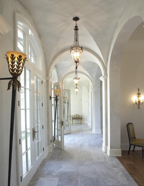 Hallway traditional-hall