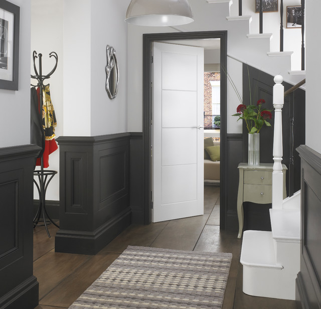 Hallway Inspiration Modern Hall Yorkshire And The