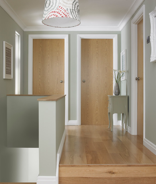 Hallway Inspiration - Modern - Hall - yorkshire and the humber - by Premdor UK