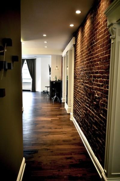 Hallway contemporary-hall