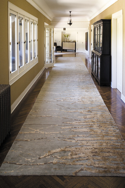 Hallway rugs for Contemporary runner rugs for hallway