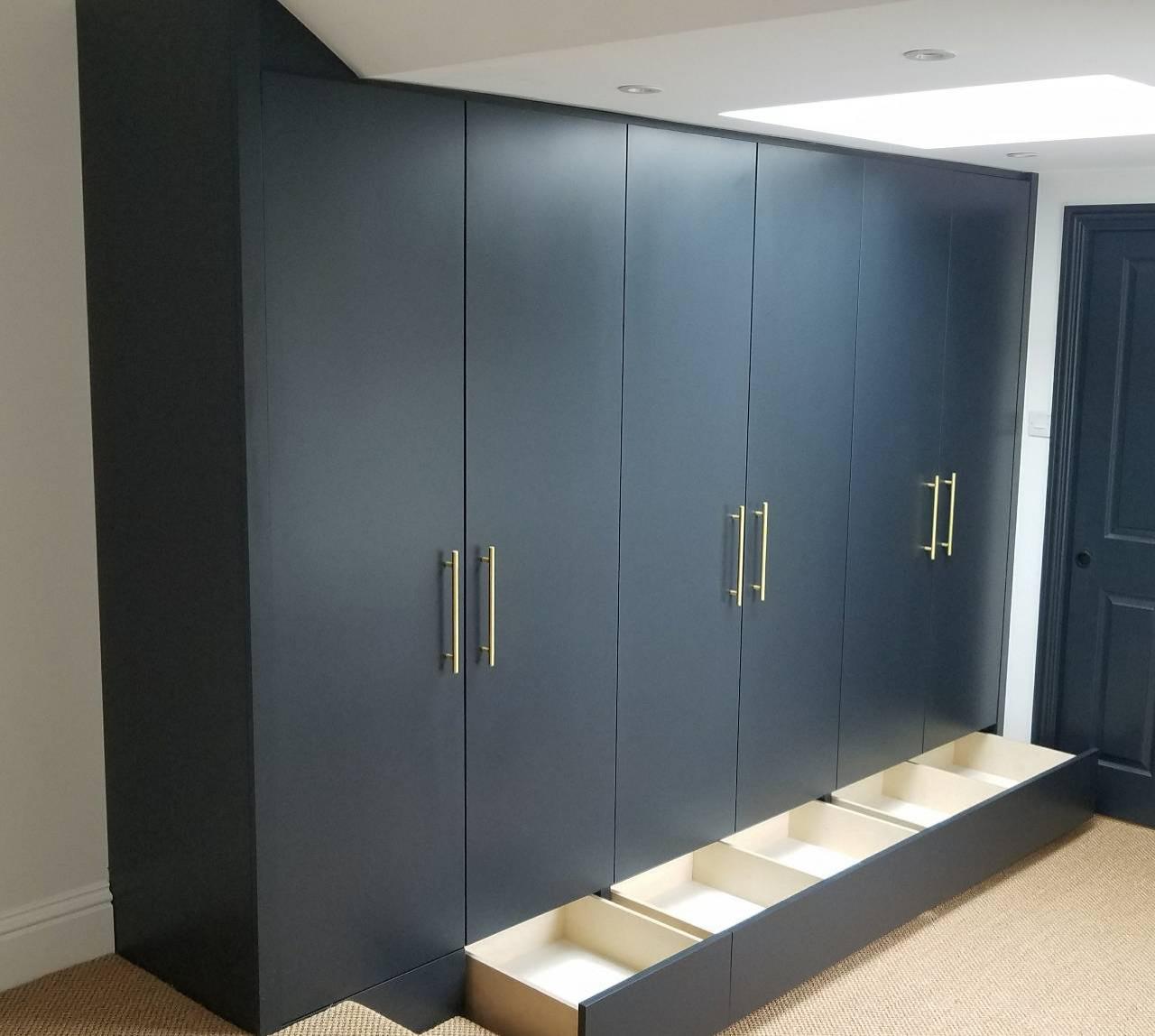 Hallway wardrobes