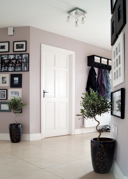 Hallway contemporary-hall
