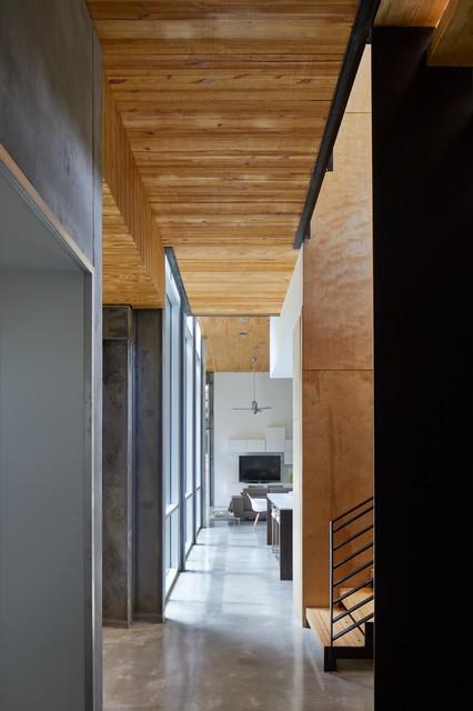 Hammer Residence modern-hall