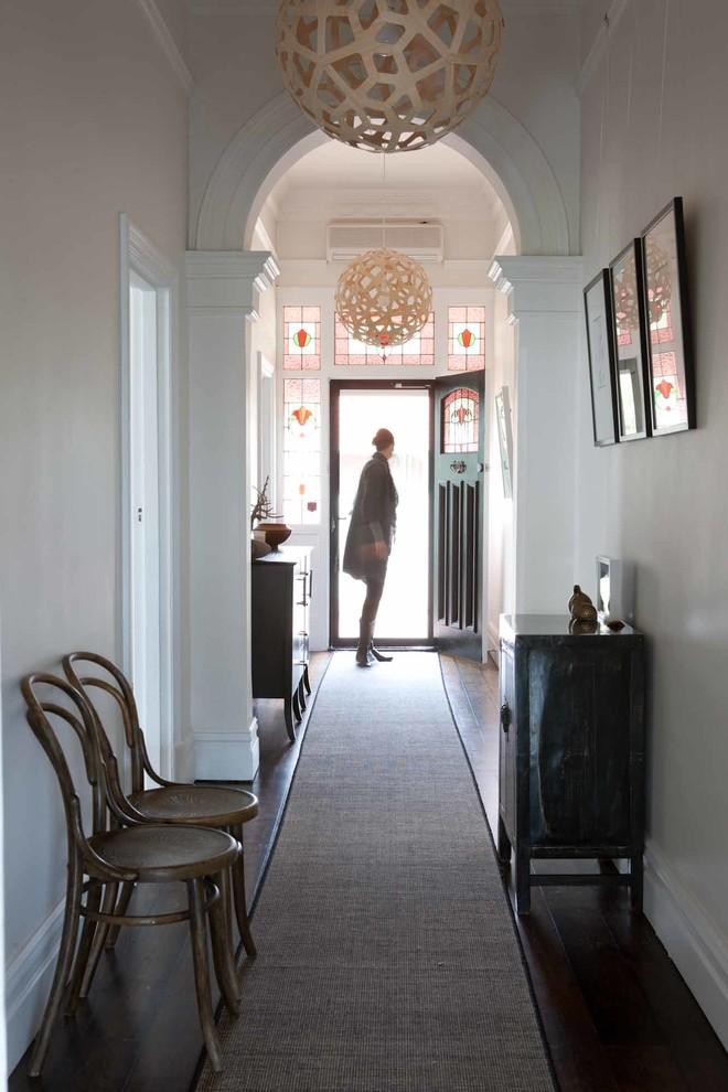 Hallway - traditional hallway idea in Adelaide