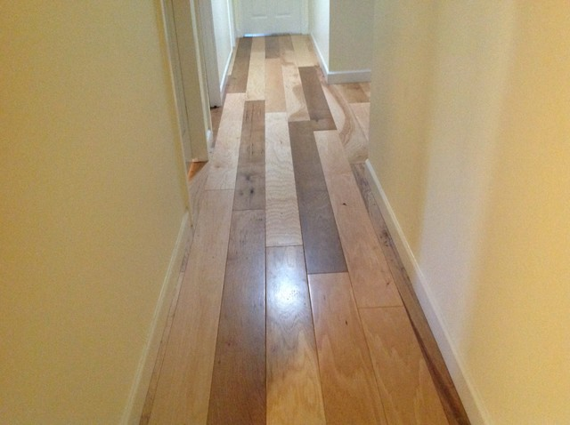Hardwood flooring traditional hall san francisco for Hardwood flooring manufacturers