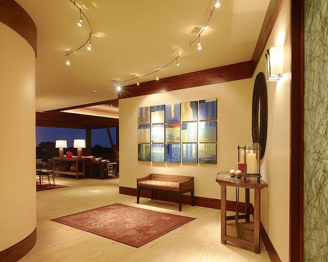 hawaii residence kolonialstil flur hawaii von. Black Bedroom Furniture Sets. Home Design Ideas