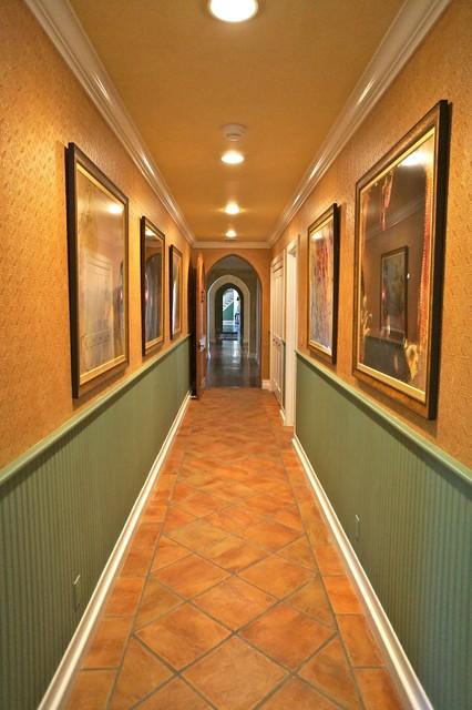 Hidden Hills Cottage eclectic-hall