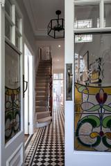 How to Sympathetically Design a Period Hallway