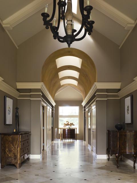 Hillsborough Mediterranean Classic traditional-hall