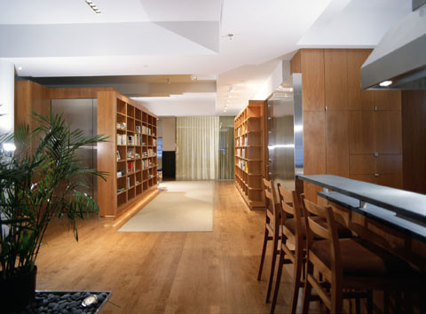 HMA | RESIDENCES modern-hall
