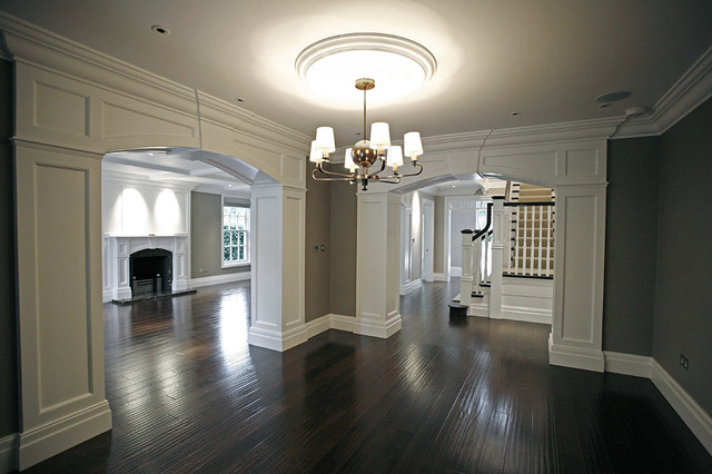 Home Design and Construction traditional-hallway-and-landing
