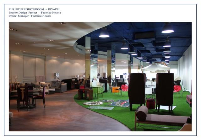 Home Therapy Furniture Showroom Riyadh