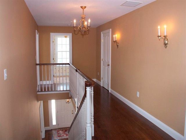 Homes by BROM Builders, CT traditional-hall