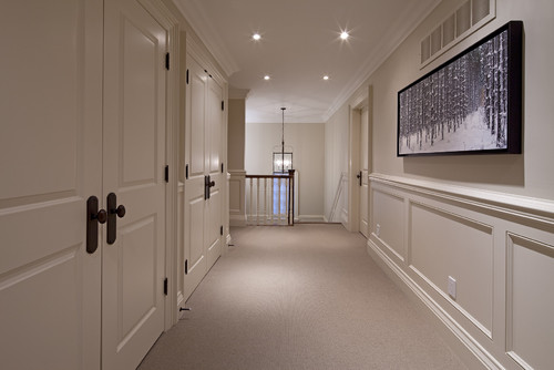 Wainscoting Adds Depth Texture To Interior Walls TMS
