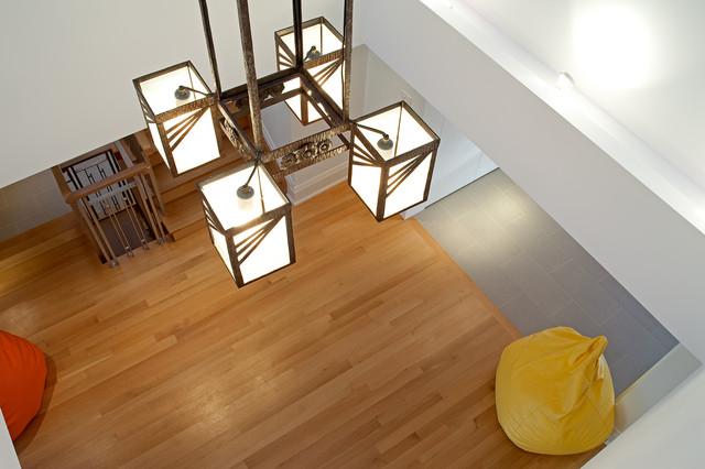 House 15 modern-hall