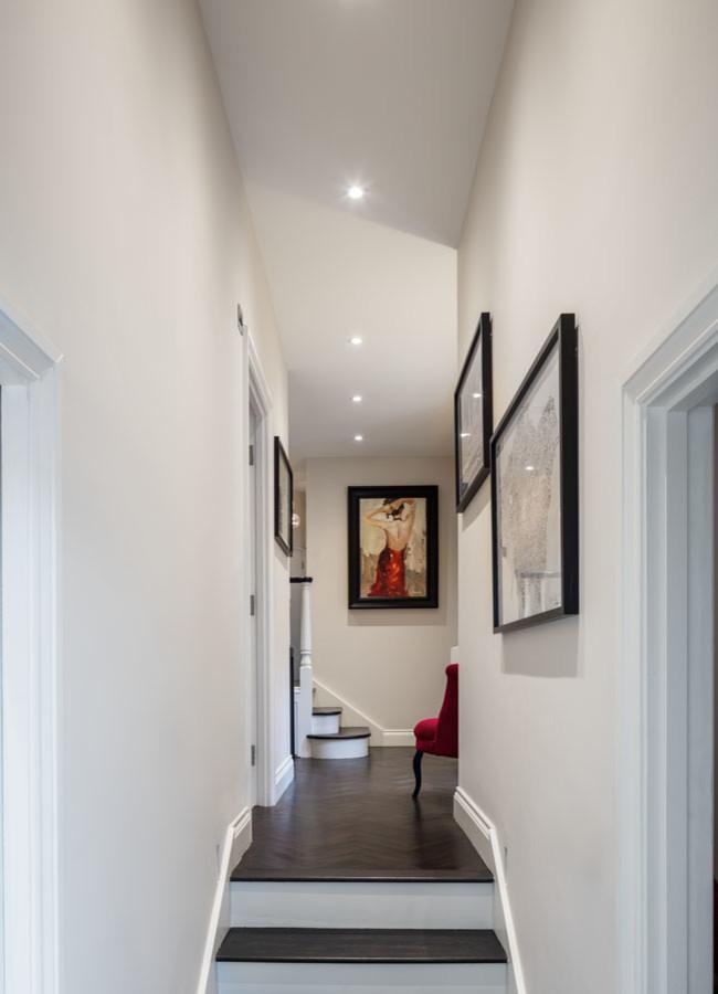 走廊北欧风格效果图大全2017图片_土拨鼠完美自然走廊北欧风格装修设计效果图欣赏