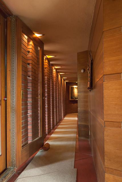 Modern Hall by Adrienne DeRosa