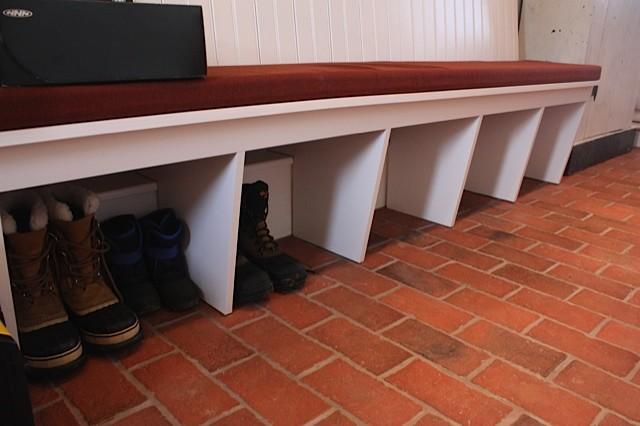 Inglenook Tile Design - Traditional - Hall - philadelphia - by ...