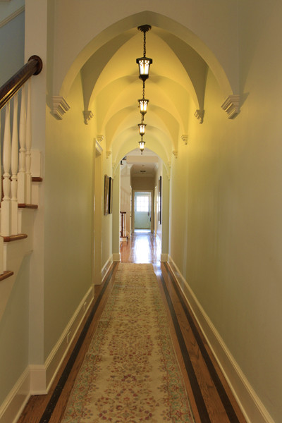 Interior Color Project, Rye, New York traditional-hall