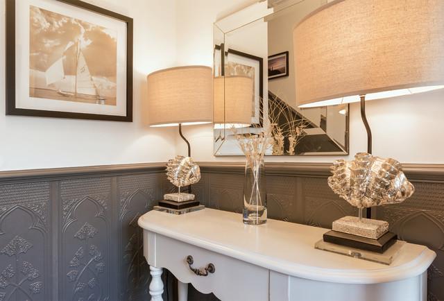 interior design bournemouth   traditional   hallway